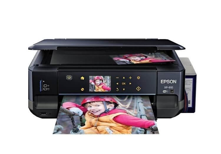 Epson XP-610 Refurbished с СНПЧ 2