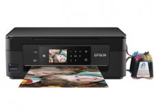 МФУ Epson Expression Home XP-442 с СНПЧ