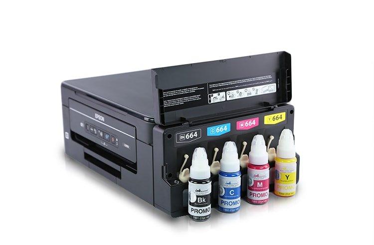 Скорость печати на МФУ Epson L3050 со встроенным СНПЧ