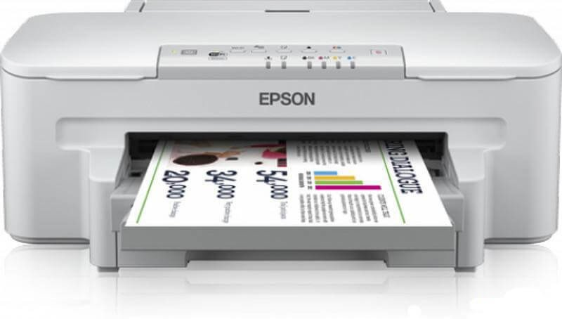 Принтер Epson WorkForce WF-3010DW с системой НПЧ