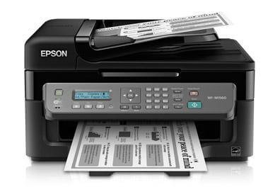 МФУ Epson WorkForce WF-M1560 с СНПЧ (C11CC80201)
