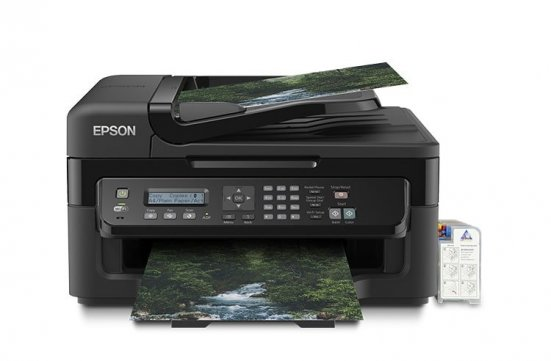 изображениеМФУ Epson WorkForce WF-2540WF Refurbished с СНПЧ