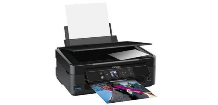 Epson NX330 Refurbished с СНПЧ 4