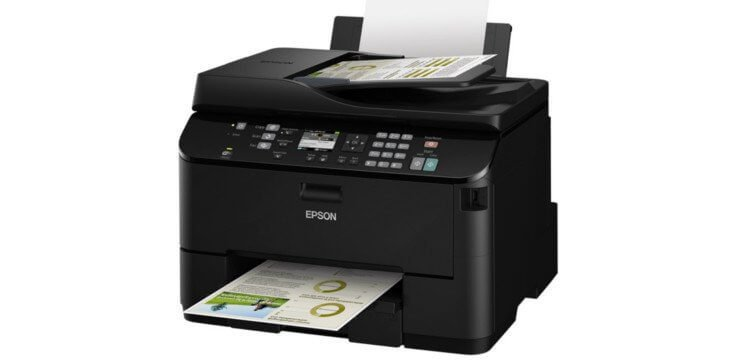 Epson WP-4530 Refurbished с ПЗК 2