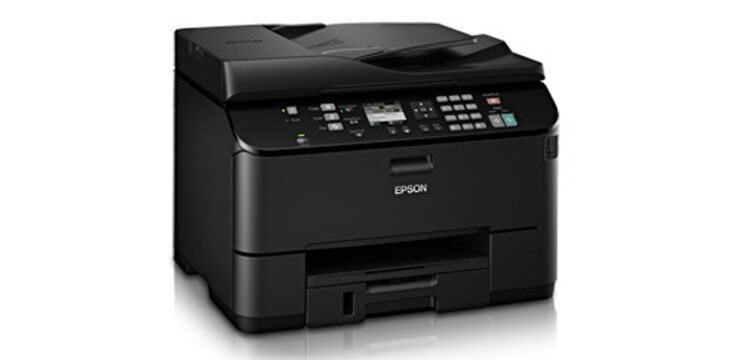 Epson WP-4530 Refurbished с ПЗК 3