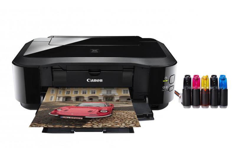 Выбираем струйное печатающее устройство. Принтер Canon с СНПЧ: в чем преимущество?